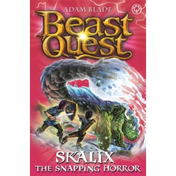 Beast Quest: Skalix the Snapping Horror : Series 20 Book 2