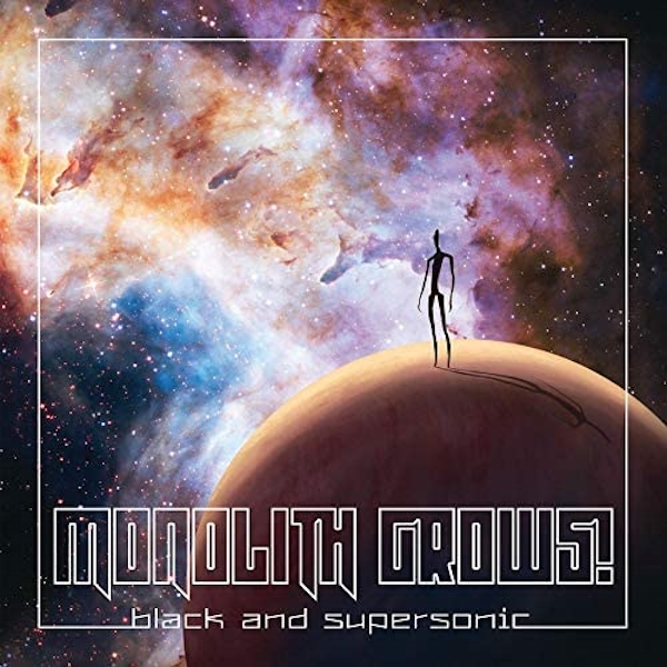 Monolith Grows - Black And Supersonic Vinyl