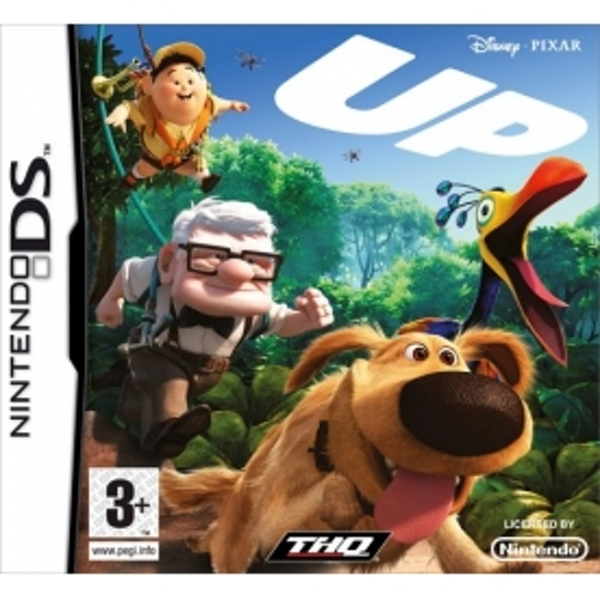 Disney Pixar UP Game DS