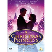 A Christmas Princess DVD