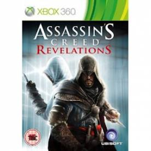 Assassin's Creed Revelations Xbox 360 Game
