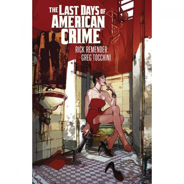 The Last Days Of American Crime New Edition Shop4megastore Com