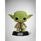 Yoda (Star Wars) Funko Pop! Vinyl Bobble-Head Figure