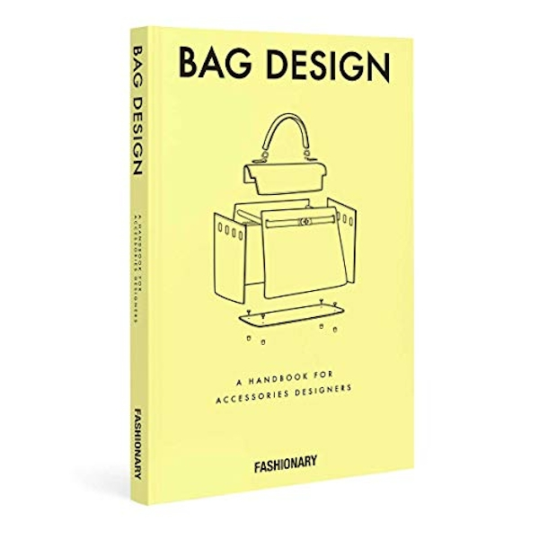 Fashionary Bag Design by Fashionary (Hardback, 2016)