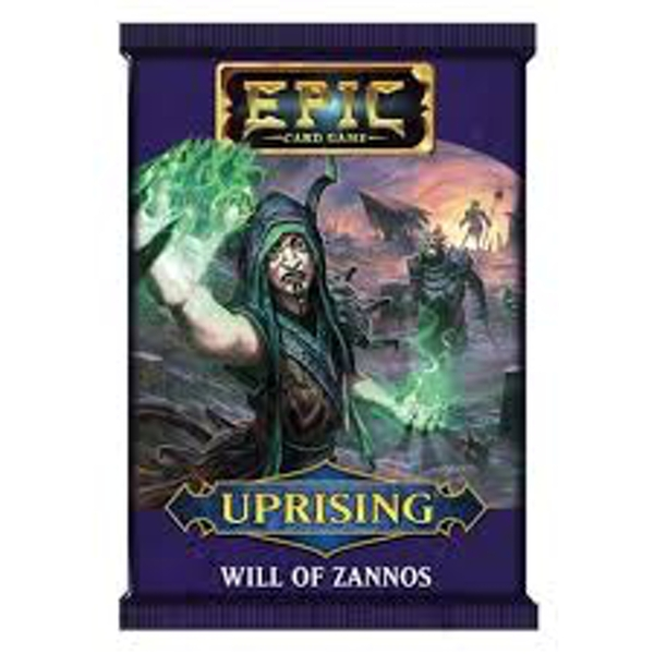 Epic Card Game Uprising: Will of Zannos Expansion