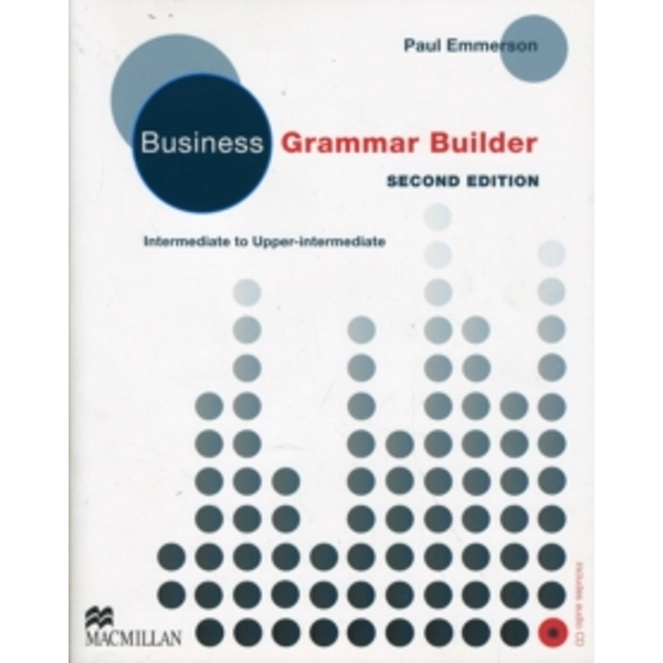 Business Grammar Builder by Paul Emmerson (Mixed media product, 2010)