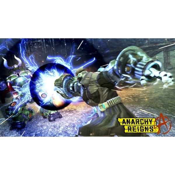 Anarchy Reigns Xbox 360 Game - Image 3