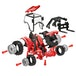 Tractor with Loader and Figure 1:20 Scale Level 1 Revell Junior Kit - Image 3