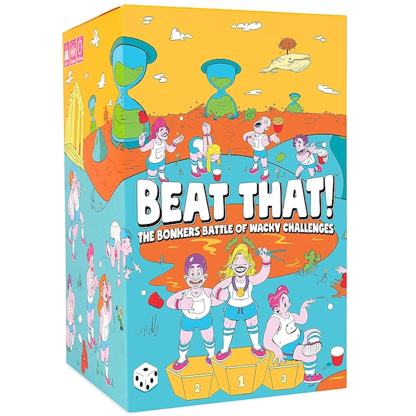 Beat That! The Bonkers Battle of Wacky Challenges Game