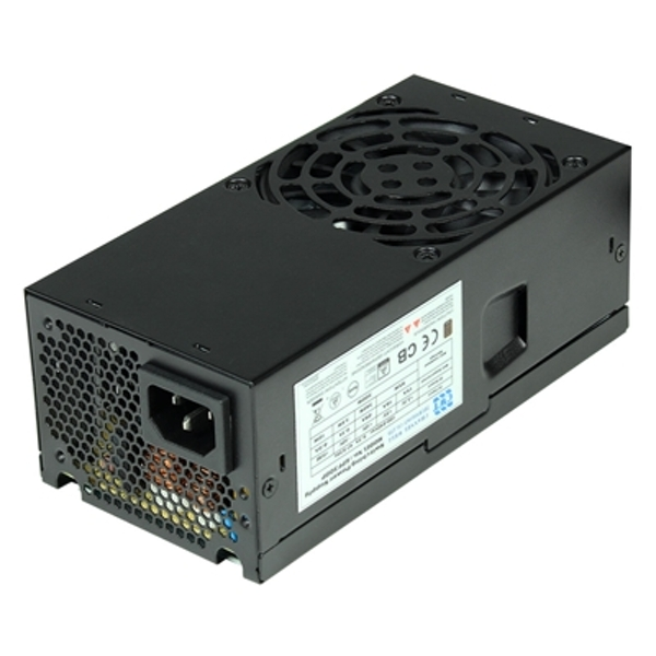 CWT 300W 80mm Silent Fan 80 PLUS Bronze OEM System Builder TFX PSU UK Plug