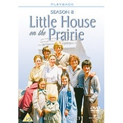 Little House On The Prairie Complete Series 8 DVD