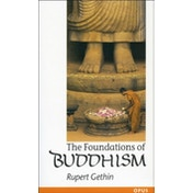 The Foundations of Buddhism by Rupert Gethin (Paperback, 1998)