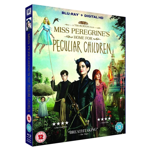 Miss Peregrine's Home For Peculiar Children Blu-ray   Digital Download