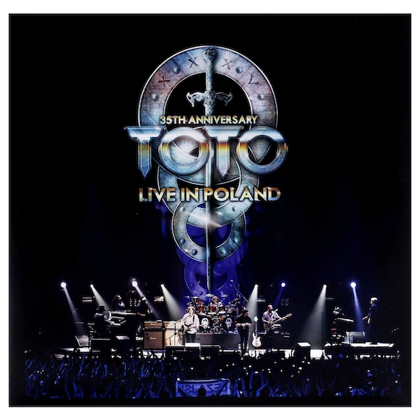 Toto - 35Th Anniversary Tour - Live In Poland Vinyl
