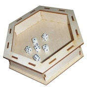 Hex Dice Tray