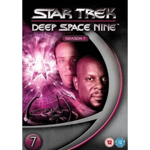 Star Trek Deep Space 9 Season 7 DVD