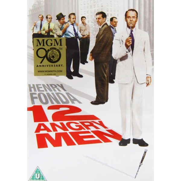 12 Angry Men DVD