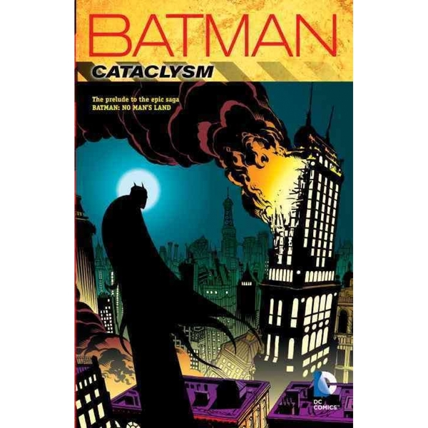 Batman Cataclysm New Edition Paperback