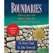 Boundaries: When to Say Yes, When to Say No-To Take Control of Your Life by Dr. Henry Cloud, Dr. John Townsend (Hardback, 2004)