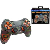 Subsonic PRO4 FPS Camo Wireless Controller for PS4