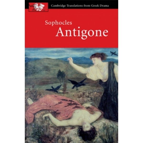 Sophocles: Antigone by Sophocles (Paperback, 2003)