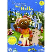 In The Night Garden - Say Hello (TRIPLE SET) DVD