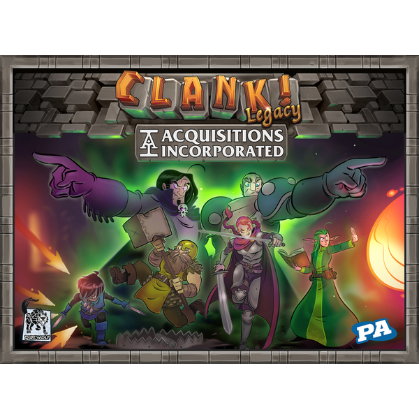 Clank! Legacy: Acquisitions Incorporated Expansion