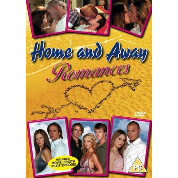 Home And Away - Romances DVD