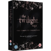 Ex-Display The Twilight Saga The Complete Collection DVD Used - Like New