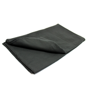 Quick Drying Microfiber Towel. Lightweight Home & Gym M&W Black Medium (80x130cm)