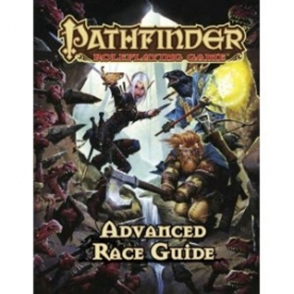 Pathfinder Roleplaying Game Advanced Race Guide