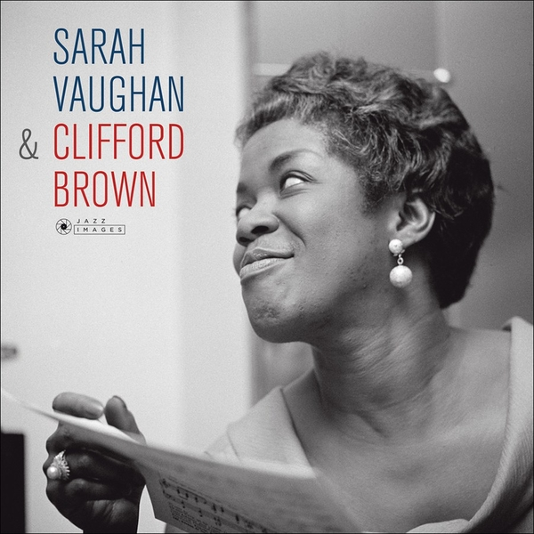 Sarah Vaughan & Clifford Brown ‎– Sarah Vaughan & Clifford Brown Limited Edition Vinyl