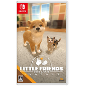 Little Friends Cats and Dogs Nintendo Switch Game