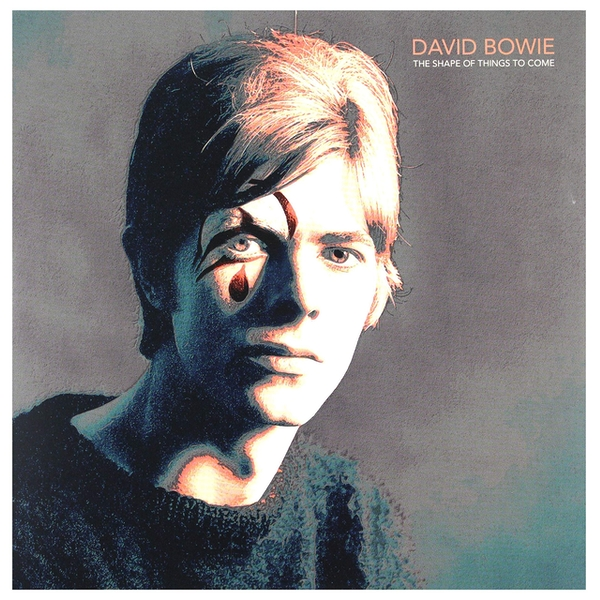 David Bowie - The Shape Of Things To Come Red  Vinyl