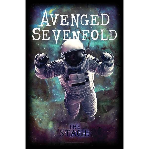 Avenged Sevenfold - The Stage Textile Poster