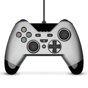 Gioteck WX-4 Wired Controller Silver for Nintendo Switch