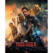 Iron Man 3 - Mini Poster