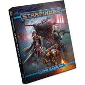 Starfinder Roleplaying Game: Starfinder Core Rulebook by James L. Sutter, Jason Keeley, Amanda Hamon-Kunz, Rob McCreary, Owen K. C. Stephens (Hardback, 2017)