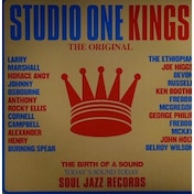 Soul Jazz Records Presents - Studio One Kings Vinyl