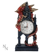 Time Guardian Dragon Clock