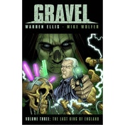 Gravel Volume 3: The Last King of England Paperback