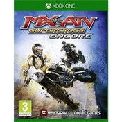 MX Vs ATV Supercross Encore Edition Xbox One Game