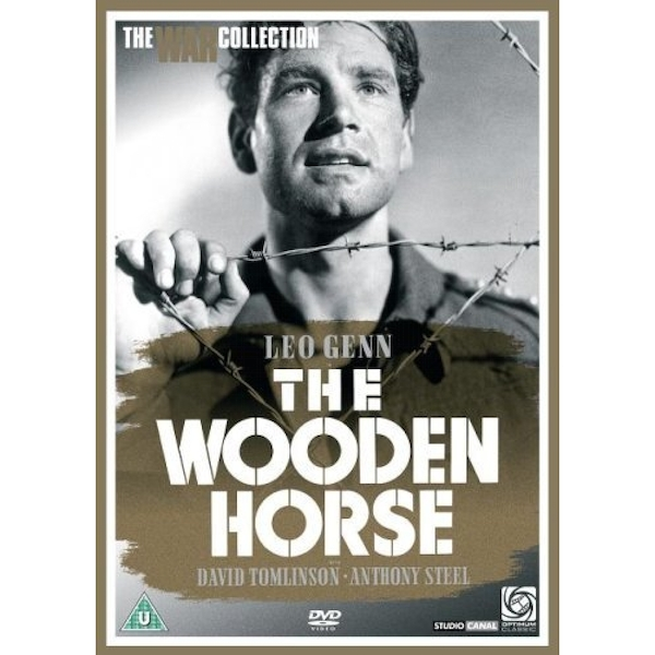 The Wooden Horse DVD