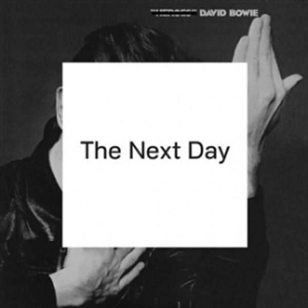 David Bowie - The Next Day Deluxe Edition CD