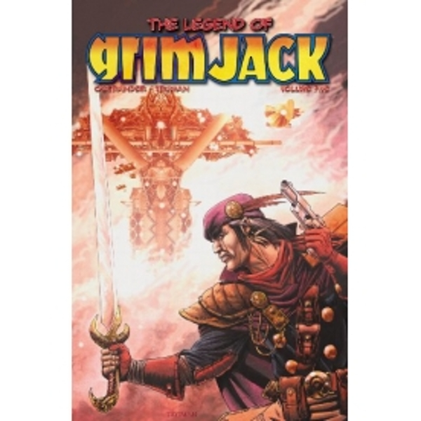 Legend Of GrimJack Volume 5