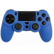 ORB PS4 Controller Silicone Skin Cover for Playstation 4 (Blue)