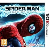 Spider-Man Edge of Time 3DS Game