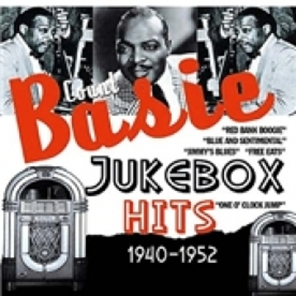 Count Basie Jukebox Hits 1940-1952 CD