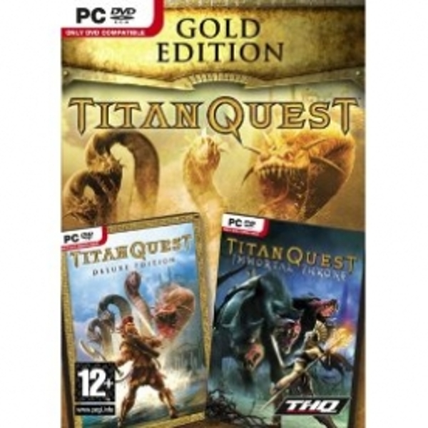 Titan Quest GOLD Edition Game PC
