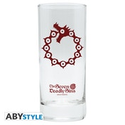 The Seven Deadly Sins - Emblem Glass